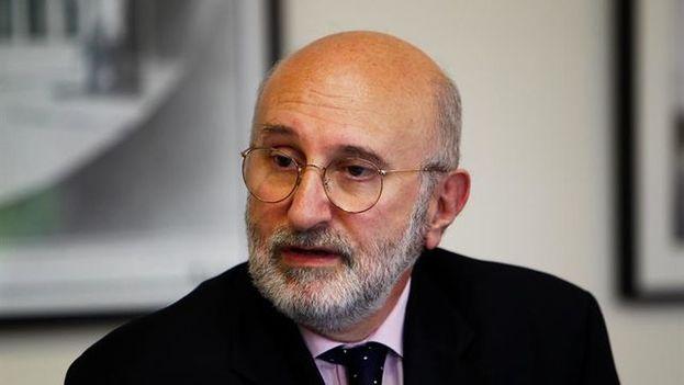 Juan Fernández Trigo fue segundo jefe de la embajada española en Cuba entre 2004 y 2007. (EFE)