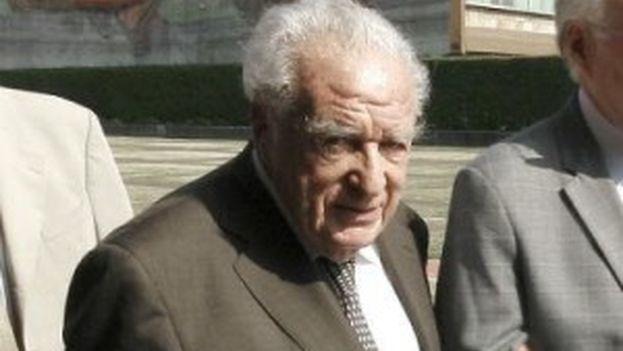Julio Scherer García. (Proceso)