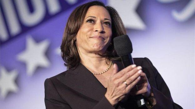 Kamala Harris, la senadora que Joe Biden eligió como candidata a la vicepresidencia en las elecciones del próximo 3 de noviembre. (EFE)