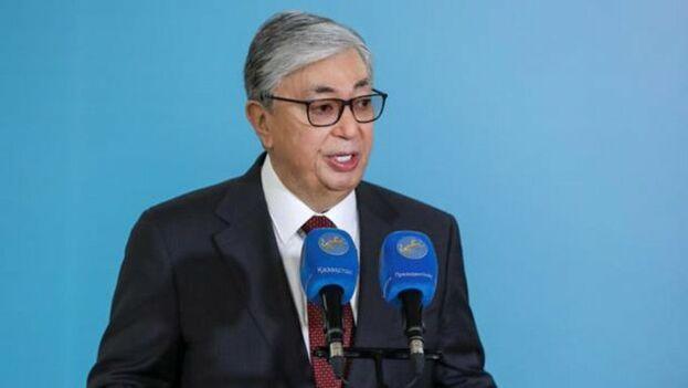 Kasim-Yomart Tokáyev es garantía de lealtad, estabilidad y de defensa de los 30 años de legado de Nazarbáyev. (EFE)