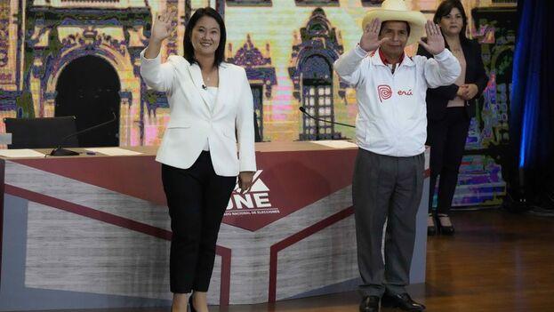 Más de 25 millones de peruanos están convocados a las urnas el próximo domingo 6 de junio. (EFE)