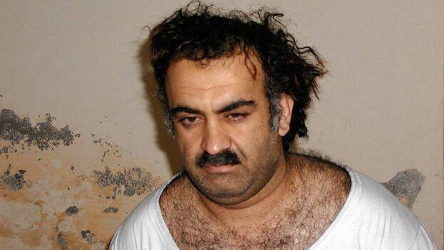"""Khalid Sheikh Mohammed es el autoproclamado """"cerebro"""" de los ataques del 11S. (EFE)"""