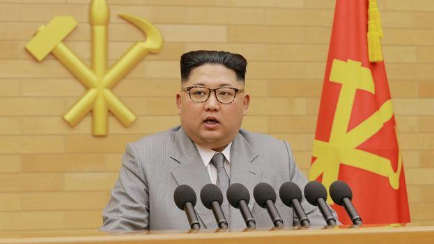 El mensaje de fin de año de Kim Jong-un supuso el primer acercamiento para limar las asperezas de los dos últimos años entre las dos Coreas. (KTV)