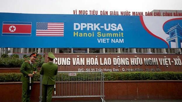La cumbre Kim-Trump ha generado mucha expectación en Vietnam. (EFE)