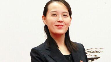 Kim Yo-jong, hermana del líder de Corea del Norte, Kim Jong-un. (EFE)