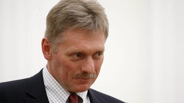 El portavoz del Kremlin, Dmitri Peskov, en una imagen de archivo. (EFE/Sergei Karpukhin)