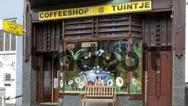 Lejos aún de los coffee shopp de Amsterdam, donde la venta está legalizada, el debate sobre el consumo de cannabis se ha abierto en Francia. (Bahnmueller)