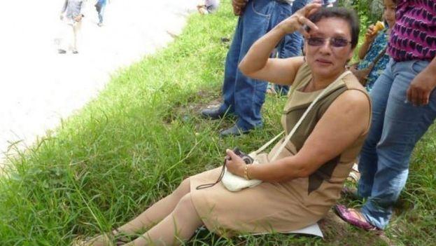Lesbia Janeth Urquía, activista ecologista hondureña asesinada este jueves