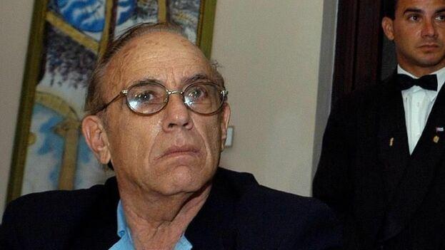 Max Lesnik, presidente de Alianza Martiana. (EFE/Enrique de la Osa/Archivo)