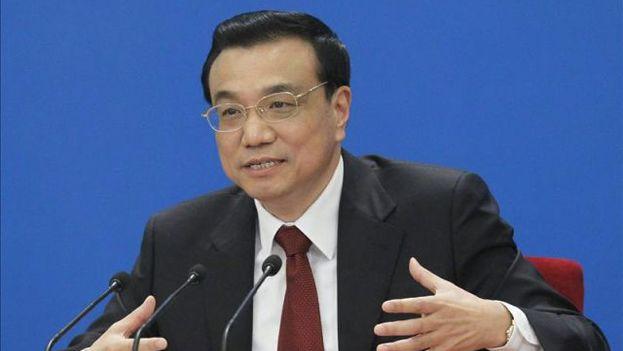 Li Keqiang, primer ministro de China. (EFE)