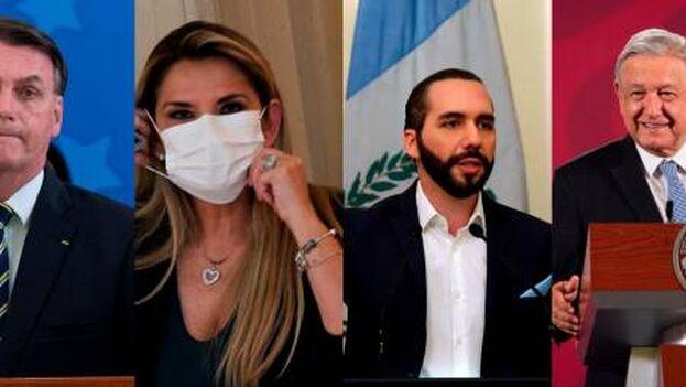 Líderes latinoamericanos de todos los colores han echado mano de la religión contra el coronavirus. (EFE/ Archivo)