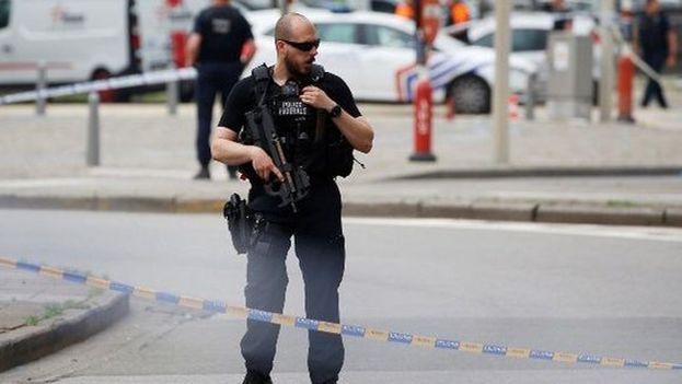 El autor del tiroteo de Lieja mató a otra persona el día anterior según la Fiscalìa. (EFE)