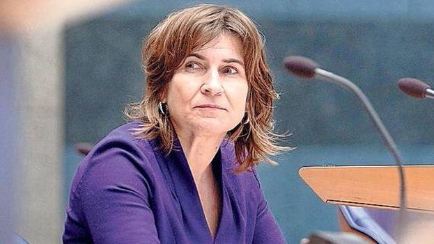 Lilianne Ploumen, ministra de Comercio de los Países Bajos. (CC)