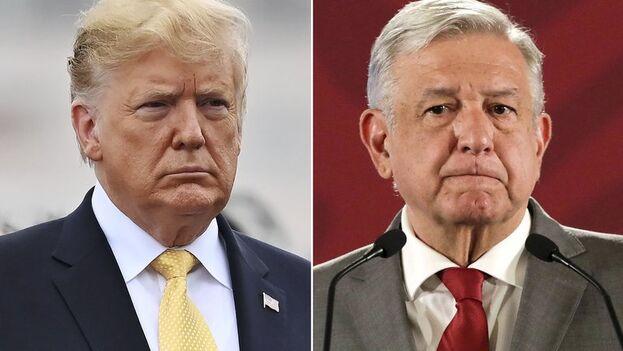 Según algunos expertos, la postura de López Obrador, que ha evitado contradecir a Trump, ha llevado al buen entendimiento.