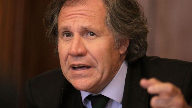 Luis Almagro secretario general de la OEA (EFE)