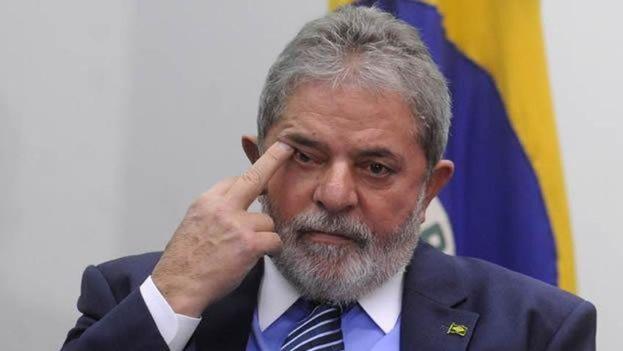 El expresidente Luis Ignacio Lula Da Silva ha sido acusado de corruupción por la fiscalía brasileña. (EFE)
