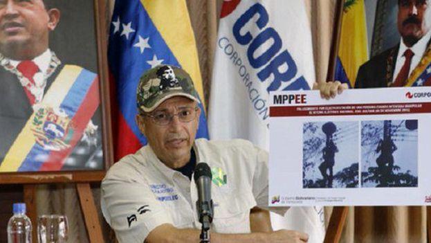 Luis Motta Domínguez denunció nuevos ataques a instalaciones eléctricas en el estado Aragua (@ViceVenezuela)