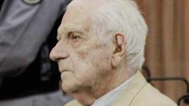 Luis Muiña fue condenado a 13 años de prisión por torturas en una prisión. (Captura)
