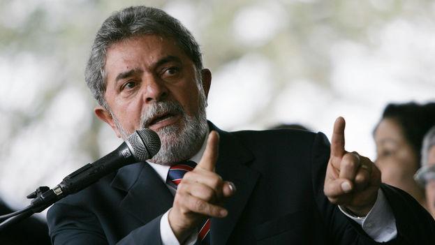 El expresidente brasileño Luiz Inácio Lula da Silva. (CC)