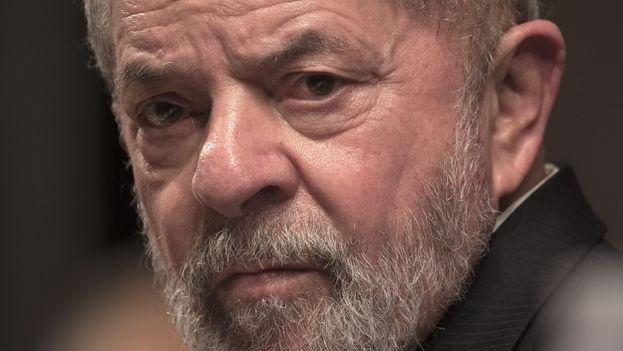 El expresidente brasileño Luiz Inácio Lula da Silva. (EFE)