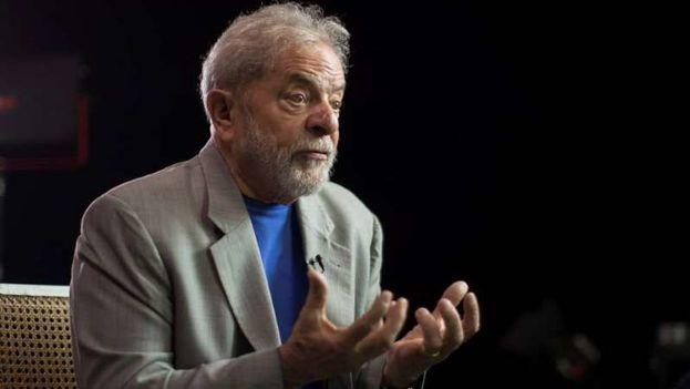 Luiz Inácio Lula da Silva, que presidióBrasilentre 2003 y 2010, ya cumple condena desde el pasado abril por otro caso de corrupción. (EFE)