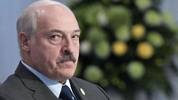 Lukashenko, de 65 años y en el poder desde 1994, buscaba un sexto mandato presidencial en medio de las tensiones con su principal aliado, Rusia. (EFE)