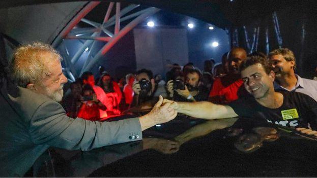 Lula ha recibido el apoyo de sus seguidores mientras sus detractores celebran el cariz que va tomando su situación judicial. (Ricardo Stuckert/ LulaPeloBrasil)