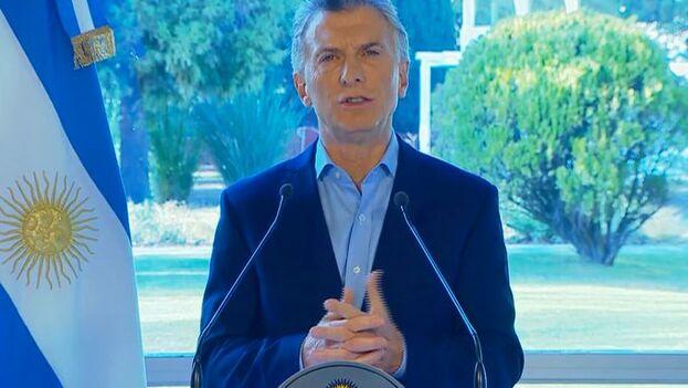 Macri espera ahora recuperar el apoyo que perdió en las primarias de agosto de cara a los comicios del próximo 27 de octubre.
