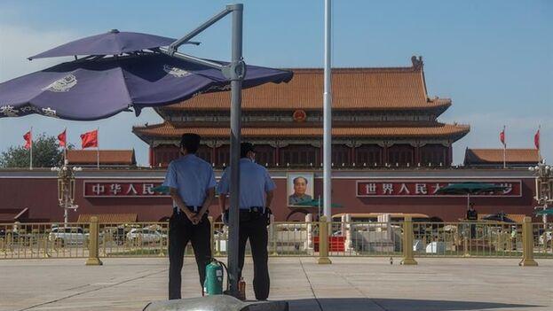 """Las Madres de Tiananmen reclamaron, en vísperas del trigésimo primer aniversario, que """"se diga la verdad"""" y que la gente """"se niegue a olvidar"""" lo sucedido. (EFE)"""