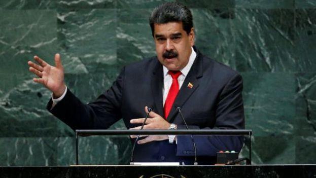 Maduro: Venezuela es víctima de una arremetida feroz por parte de EEUU