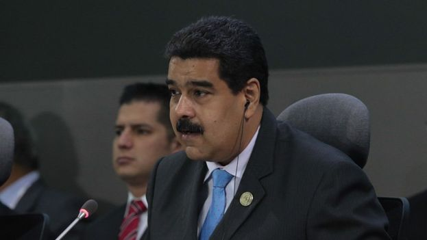 """Maduro aseguró que los países de la OPEP están """"cerca de un acuerdo para la estabilización de los precios del petróleo"""". (@PresidencialVen)"""