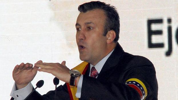 Maduro designa a Tareck El Aissami como nuevo vicepresidente de Venezuela. (EFE)