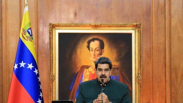 """Maduro volvió a decir que Venezuela publicará """"en los próximos días"""" los estudios realizados sobre el Carvativir.  (NicolasMaduro)"""