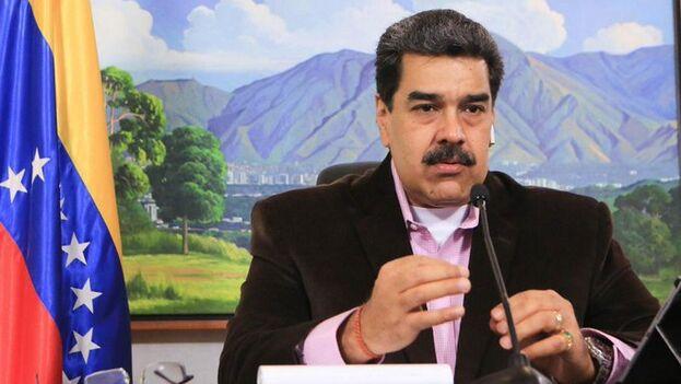 Maduro habló de la incursión marítima de principios de semana en una entrevista con la televisión multiestatal Telesur.