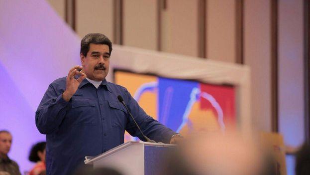 """Maduro calculó en dos años el tiempo necesario para lograr una recuperación con """"alto nivel de estabilidad"""". (Nicolás Maduro)"""