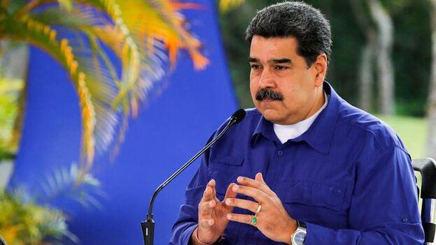 Maduro, que ya está vacunado con Sputnik V, considera las cubanas como vacunas casi propias. (Nicolás Maduro)