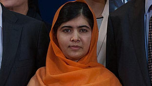 Malala Yousafzai fue también premio Sajarov de la UE. (CC)