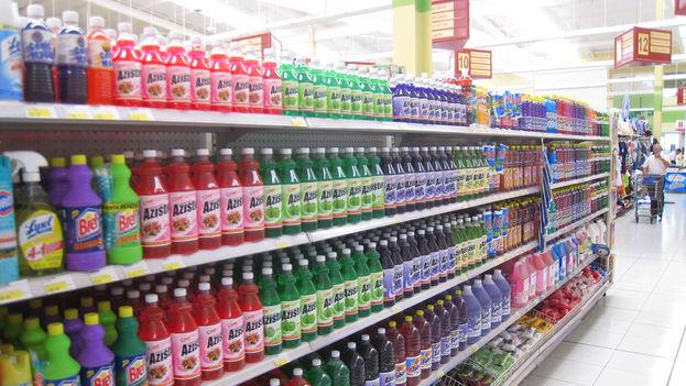 Las estanterías de los supermercados en Managua ya no muestran la escasez de hace 30 años. (Brian Johnson & Dane Kantner/Flickr)