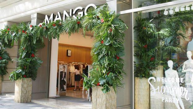 Mango está actualmente presente en 109 mercados. (Facebook)