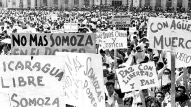 Resultado de imagen para nicaragua dictadura somoza