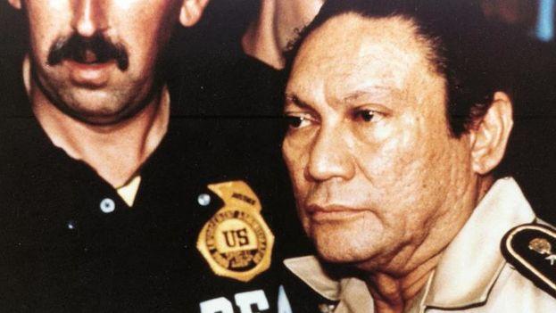 El exdictador panameño Manuel Antonio Noriega (Archivo EFE)