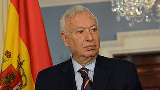 José Manuel García-Margallo, ministro de Exteriores español de Mariano Rajoy. (CC)