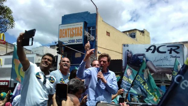 Marcelo Crivella es el nuevo alcalde de Río de Janeiro. (@MCrivella)