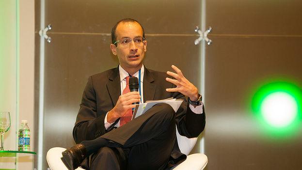 Marcelo Odebrecht en 2013, antes de que estallara el escándalo de corrupción que salpica a la mayoría de la clase política brasileña. (Flickr/CC)