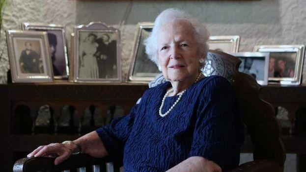 María Elena de Cárdenas ha conseguido que la justicia española le reconozca derechos sobre tres marquesados. (el Nuevo Herald)