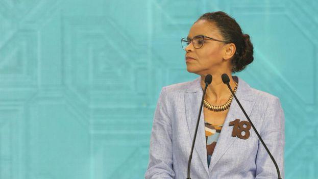 Marina Silva fue analfabeta hasta los 16 años, pero acabó licenciándose en Historia. (Marina Silva)