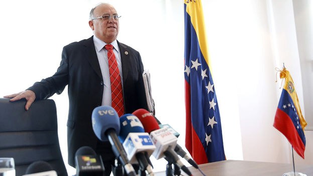 Mario Isea, embajador de Venezuela en España. (EFE)
