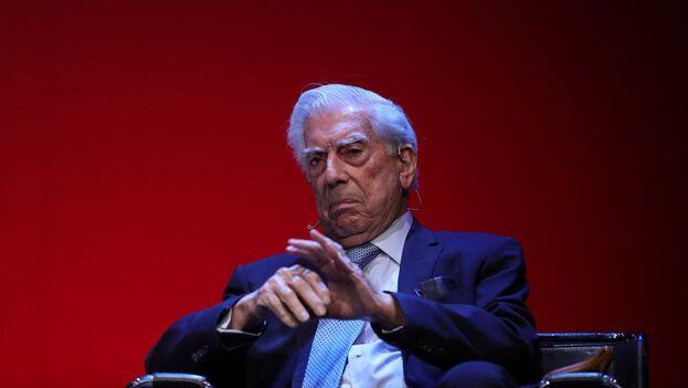 El escritor peruano Mario Vargas Llosa. (EFE/Juanjo Martín/Archivo)