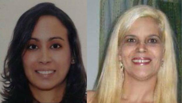 Elisa Consuegra Gálvez y Maritza Osorio Riverón, las cubanas asesinadas en España. (El Español)