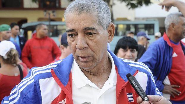 """Martí es considerado por sus jugadores como """"un caballero"""" dentro del béisbol cubano. (Facebook)"""